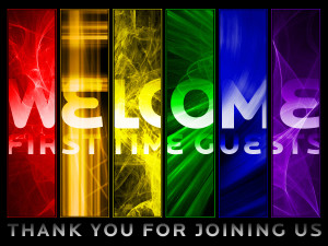 welcome first time guests_t