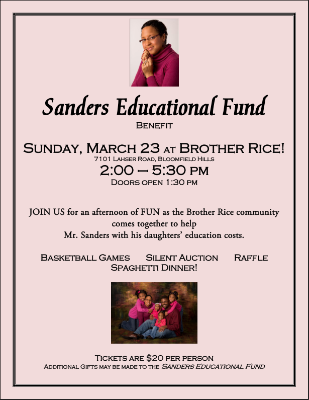 Sanders fundraiser