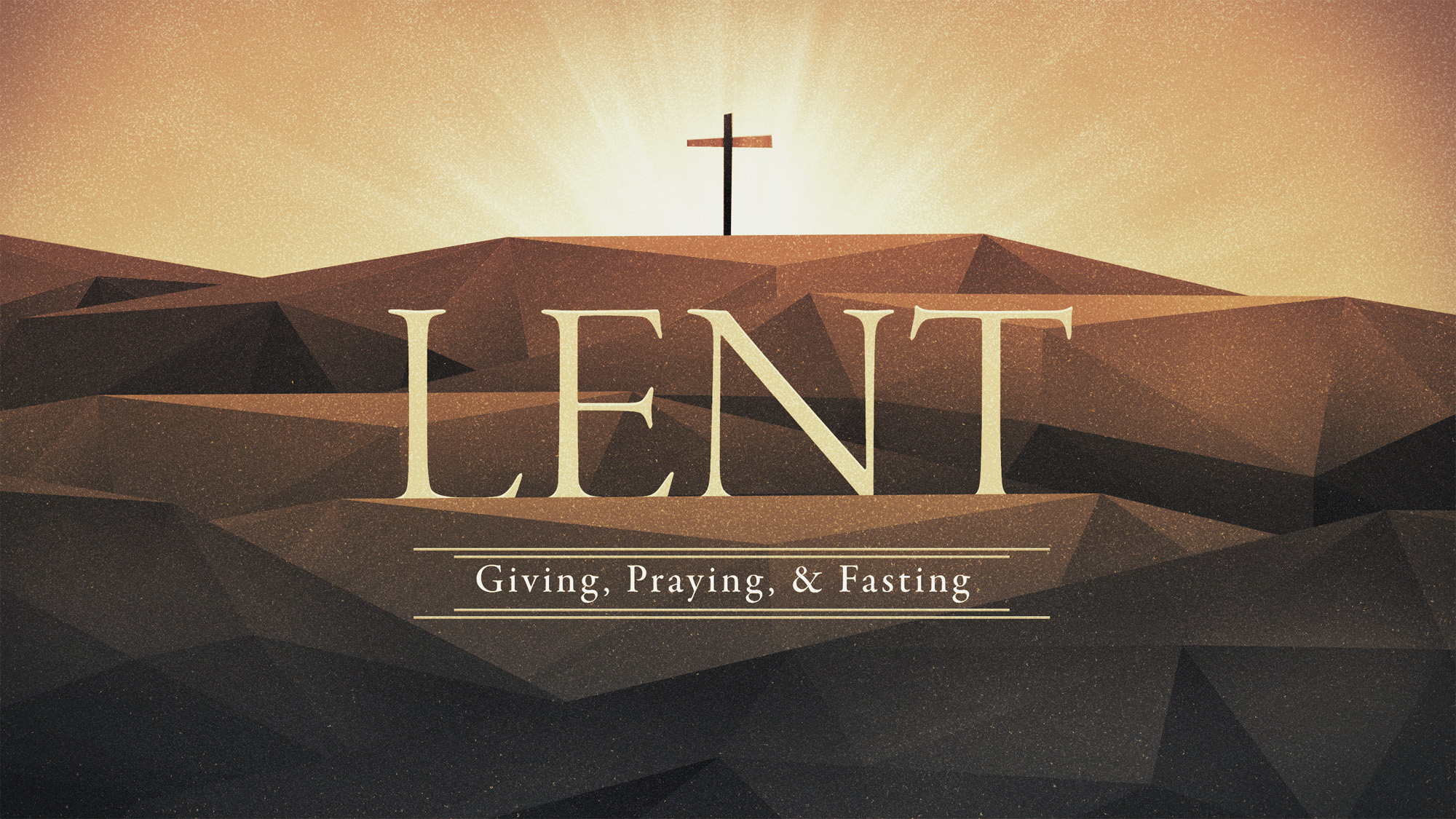 True Meaning of Fasting and Almsgiving (Lent)   TSM #22